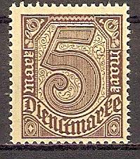 Deutsches Reich Dienstmarke 33 ** (201930)