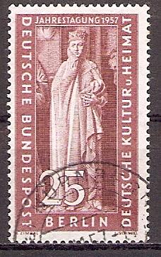 Berlin 173 o Jahrestagung des Ostdeutschen Kulturrates 1957 (201943)
