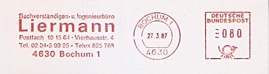 Freistempel Bochum - Liermann Sachverständigen- u. Ingenieurbüro (#437)