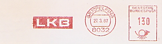 Freistempel Gräfelfing - LKB (#438)