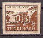 SBZ 115 ** Ilmbrücke Mellingen 1946 (201980)