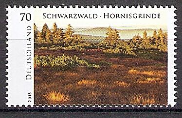 BRD 3428 ** Hornisgrinde im Schwarzwald 2018 (2019103)