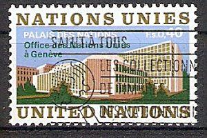 UNO-Genf 22 o Palais des Nations Genf  1972 (2019111)