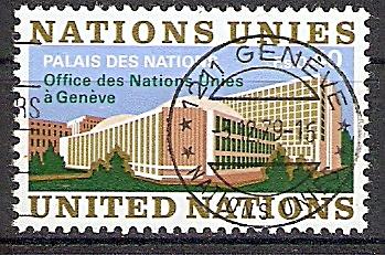 UNO-Genf 22 o Palais des Nations Genf  1972 (2019112)