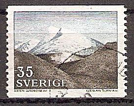 Schweden 575 A o Gebirgswelt (Fjäll) im nordwestlichen Schweden (2019120)