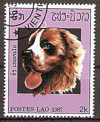Laos 983 o Hunde (2019131)