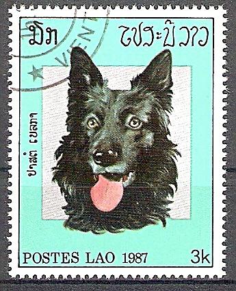 Laos 984 o Hunde (2019132)