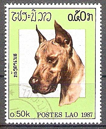 Laos 981 o Hunde (2019133)