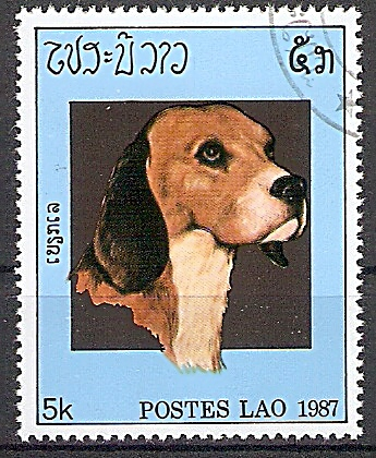 Laos 986 o Hunde (2019135)