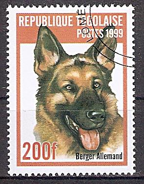 Togo 2825 o Deutscher Schäferhund (2019162)