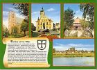 AK Verden - Mehrbildkarte mit Chronik (422)