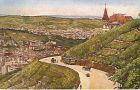 AK Stuttgart - Neue Weinsteige mit alter Straßenbahn und Pferdefuhrwerken von 1919 (169)