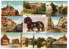 AK Buxtehude - Gruß aus... / Mehrbildkarte mit Buxtehuder Dackel (412)