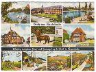 AK Buxtehude - Mehrbildkarte mit Buxtehuder Dackel und Sehenswürdigkeiten (341)