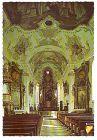 AK Prien am Chiemsee / Oberbayern - Pfarrkirche - Innenaufnahme  (1313)