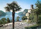 AK Castagnola - Lugano - Kirche (1314)