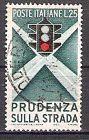 Italien 991 o Sicherheit im Straßenverkehr 1957 (2019170)