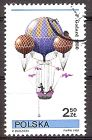 Polen 2731 o Ballon (1850) von Eugène Godard (1827-1890) (2019179)