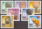 Guinea-Bissau 650-656 o 200 Jahre Luftfahrt / Ballone (2019185)