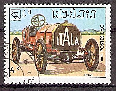Laos 755 o Itala (2019187)