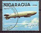 "Nicaragua 2520 o Luftschiff LZ 120 ""Bodensee"" (2019198)"