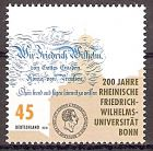 BRD 3360 ** Friedrich-Wilhelm-Universität / Bonn (2019205)