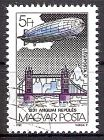 Ungarn 3481 A o Zeppelin Englandfahrt; Tower-Bridge London (2019225)