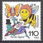 BRD 1992 ** Jugend 1998: Trickfilmfiguren - Die Biene Maja (2019237)
