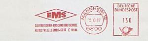 Freistempel Mannheim - Alfred Wetzel GmbH & Co KG - EMS Elektrotechnik - Maschinenbau - Service (#737)