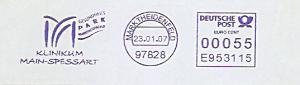 Freistempel E953115 Marktheidenfeld - Klinikum Main-Spessart (#751)