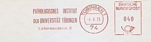 Freistempel Tübingen - Pathologisches Institut der Universität Tübingen (#792)