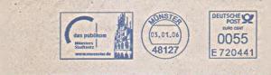 Freistempel E720441 Münster - das publikom - Münsters Stadtnetz - www.muenster.de (Abb. Historisches Rathaus Münster) (#797)