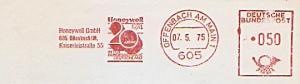 Freistempel Offenbach am Main - Honeywell GmbH (#799)
