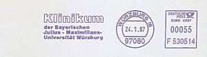 Freistempel F530514 Würzburg - Klinikum der Bayerischen Julius-Maximilians-Universität Würzburg (#809)