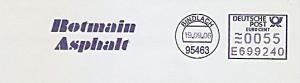 Freistempel E699240 Bindlach - Rotmain Asphalt (#811)