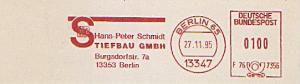 Freistempel F76 7356 Berlin - Hans-Peter Schmidt Tiefbau GmbH (#832)