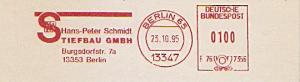 Freistempel F76 7356 Berlin - Hans-Peter Schmidt Tiefbau GmbH (#836)