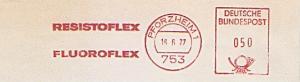 Freistempel Pforzheim - RESISTOFLEX FLUOROFLEX (#871)