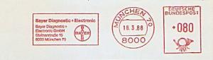 Freistempel München - Bayer Diagnostic + Electronic (#884)