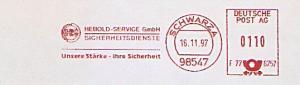 Freistempel F77 6757 Schwarza - Hebold Service GmbH Sicherheitsdienste / Unsere Stärke - Ihre Sicherheit (#925)