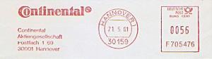 Freistempel F705476 Hannover - Continental AG (#978)