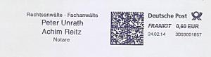Freistempel 3D03001857 - Rechtsanwälte Fachanwälte - Peter Unrath / Achim Reitz - Notare (#995)