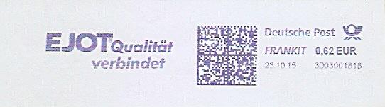 Freistempel 3D03001818 - EJOT Qualität verbindet (#997) 0