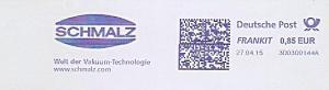 Freistempel 3D0300144A SCHMALZ - Welt der Vakuum-Technologie www.schmalz.com (#1012)