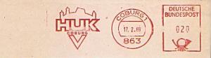 Freistempel Coburg - HUK COBURG (#1061)