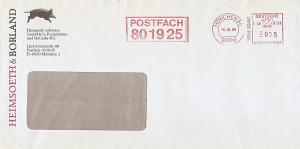 Freistempel E40 0130 München - Heimsoeth & Borland - Heimsoeth software GmbH & Co Produktions- und Vertriebs-KG (#AFS7)