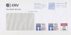 Freistempel 1D10001057 München - Europäische Reiseversicherung AG (#AFS11)