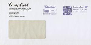 Freistempel 3D03001448 Wuppertal - Coroplast Fritz Müller GmbH & Co. KG - Klebebänder Kabel Leitungssatzsysteme (#AFS16)