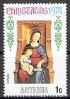 Briefmarke Antigua und Barbuda Mi.Nr. 347 ** Weihnachten 1974 Motiv: Madonnengemälde von Raffael (#10057)