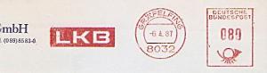 Freistempel Gräfelfing - LKB (#1335)